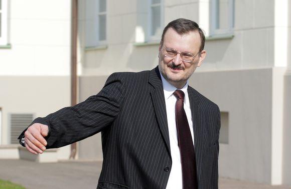 Kęstutis Daukšys