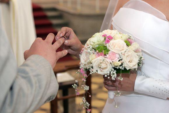 Vestuvės.