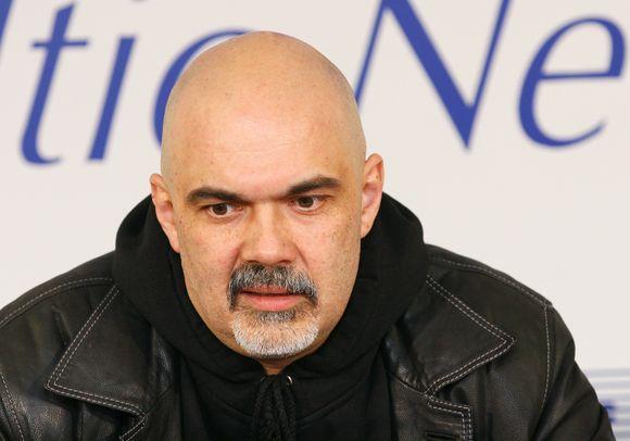 Latvių režisierius Maris Martinson