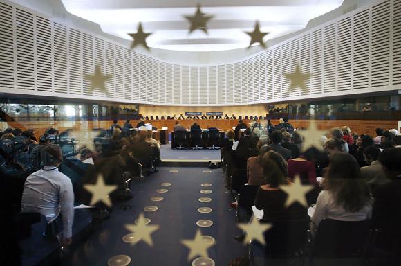 Europos žmogaus teisių teismas. Bylos klausymas