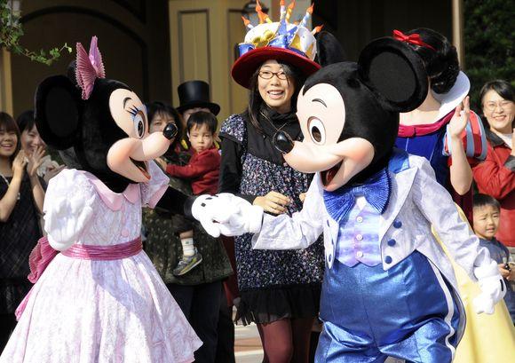 Peliukas Mikis švenčia savo 80-metį!