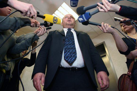 Gintautas Mikolaitis pratęs būti dėmesio centre, bet nebepakliuvęs į Seimą nori nuo žiniasklaidos paailsėti.