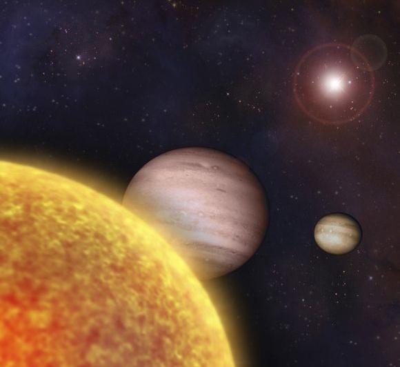 """Reuters""/""Scanpix"" nuotr./Saulės sistema"