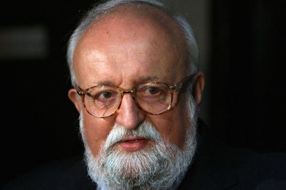 Krzysztofas Pendereckis