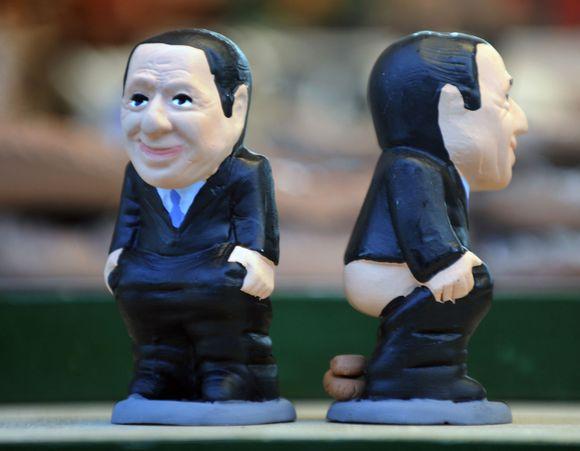 Italijos ministras pirmininkas Silvio Berlusconi