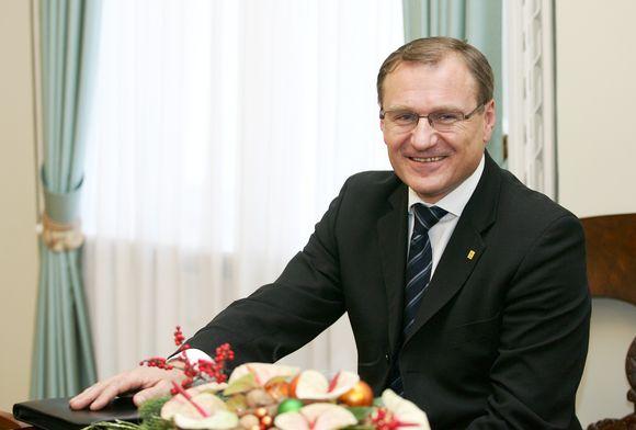 Algis Čaplikas – sveikatos apsaugos ministras