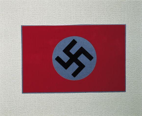 Nacistinės Vokietijos vėliava