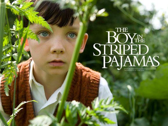 Dienos filmas: Berniukas dryžuota pižama | The Boy in the Striped Pyjamas