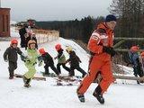 Žilvino Pekarsko nuotr./Vaikų slidinėjimo mokyklėlė