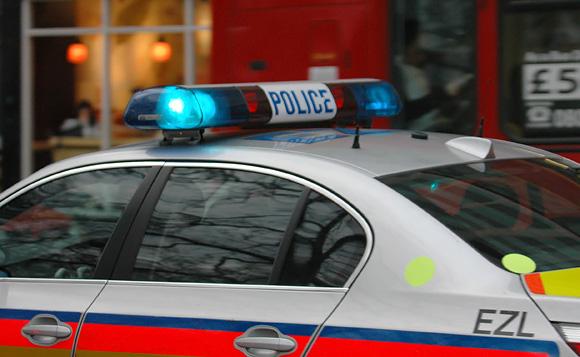 Anglijos policija