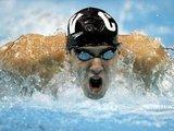 """""""Reuters""""/""""Scanpix"""" nuotr./Apie M.Phelpsą sklando legendos - žmogus iš ateities ar ateivis iš kitos planetos"""