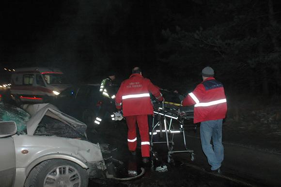 Sužeistasis išgabenamas į ligoninę