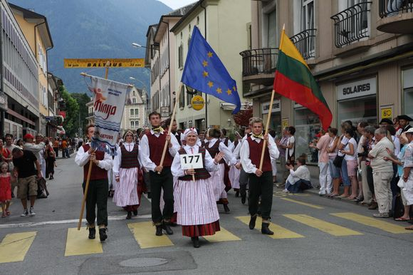 "Šiemet Klaipėdos laukia ""Europiados"" festivalis"