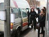 15min.lt/Egidijaus Jankausko nuotr./Bendrovių, vežiojančių keleivius mikroautobusais, vadovai skaičiuoja, kad keleivių nuo lapkričio smarkiai sumažėjo.