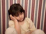 Photos.com nuotr./Liūdna mergaitė