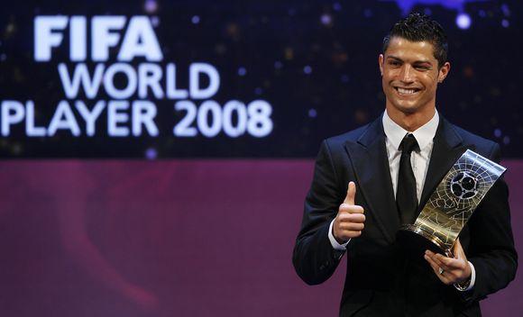 C.Ronaldo pažadėjo ant laurų neužmigti