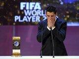 """AFP/""""Scanpix"""" nuotr./C.Ronaldo teigė, kad be šeimos, draugų ir komandos to nebūtų pasiekęs"""