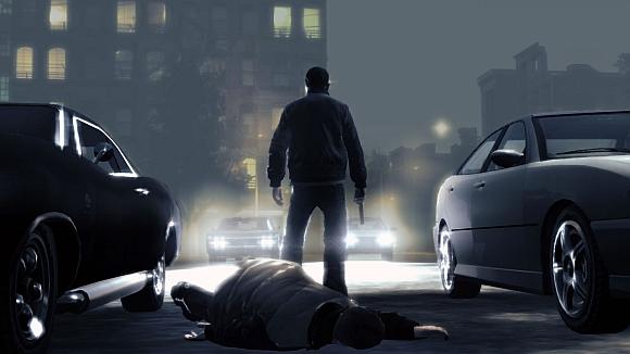 """Grand Theft Auto IV"""