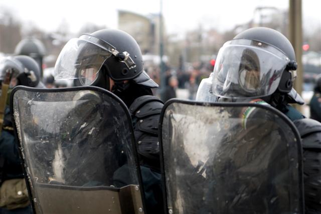 Protesto mitingas sausio 16 d.