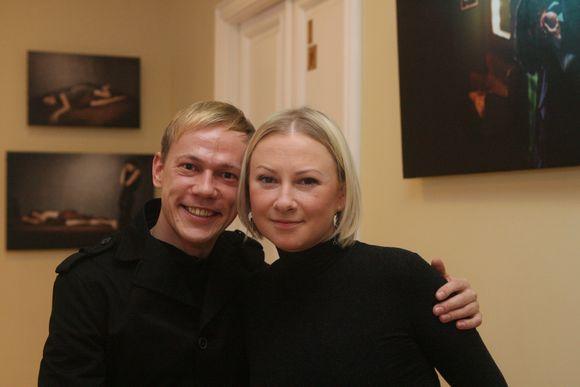 Julija Žilėnienė ir Gytis Įvanauskas
