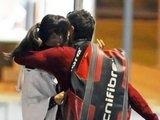 zimbio.com nuotr./Anan ir Fernando dar kartu...