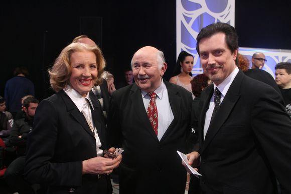 Dalia Teišerskytė, Donatas Katkus, Vytautas Juozapaitis