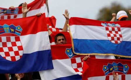 Kroatijos teniso sirgaliai