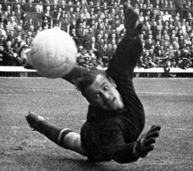 Levas Jašinas 1966-aisiais...