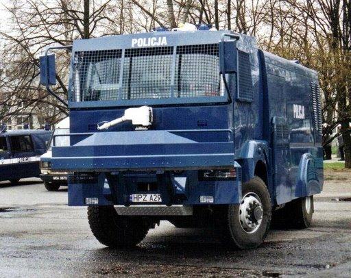 Lenkų sunkvežimis