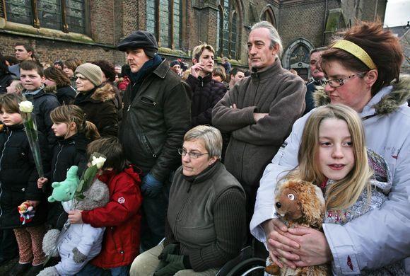 Gedulingos eitynės Belgijoje