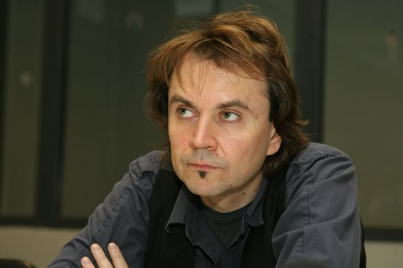 Režisierius Oskaras Koršunovas