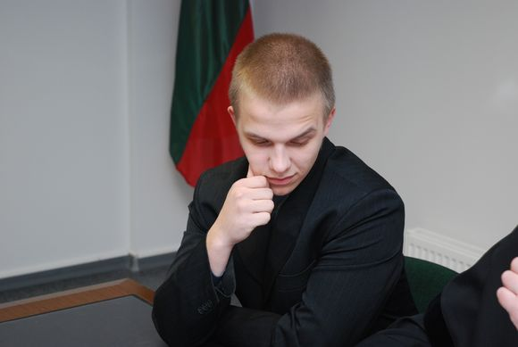 Policininkai teisme neprisiminė, ar apskritai matė P.Peciulevičių skustagalvių eitynėse.