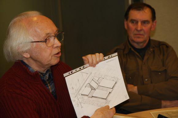 Ilgametis miesto dailininkas P.Šadauskas su kolegomis yra parengęs net keletą variantų, kaip būtų galima sutvarkyti J.Žiliaus-Jonilos laidojimo vietą.