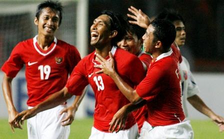 Futbolas žaidžiamas ir Indonezijoje