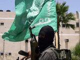 """AFP/""""Scanpix"""" nuotr./Palestiniečių kovotojai"""