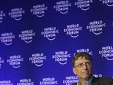 """Reuters""/""Scanpix"" nuotr./Bilas Gatesas Davose"