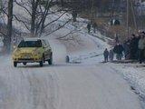"Tomo Balžeko/15min.lt nuotr./""Winter Rally 2009"""