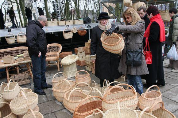 Kauno Kazimiero mugės rengėjai neabejoja, kad pajėgs konkuruoti su tuo pačiu metu Vilniuje vyksiančia muge.