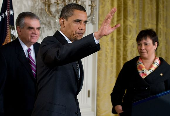 JAV prezidento B.Obamos sprendimai dėl ekonomikos gelbėjimo iš dalies tiktų ir Lietuvai.