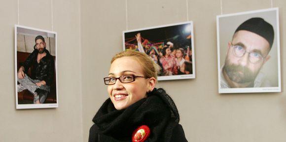 Vytauto Kernagio dukra Eglė