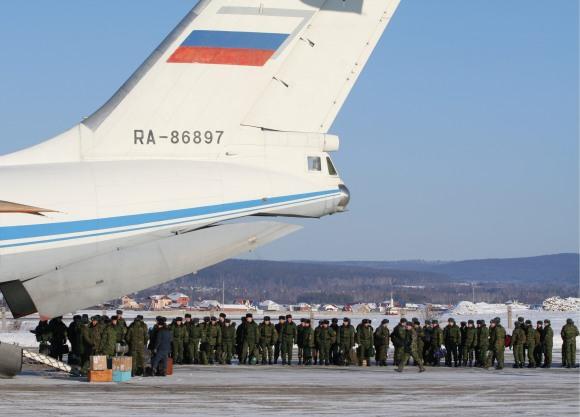 Rusų aviacija pažengusi žymiai toliau nei amerikiečių.