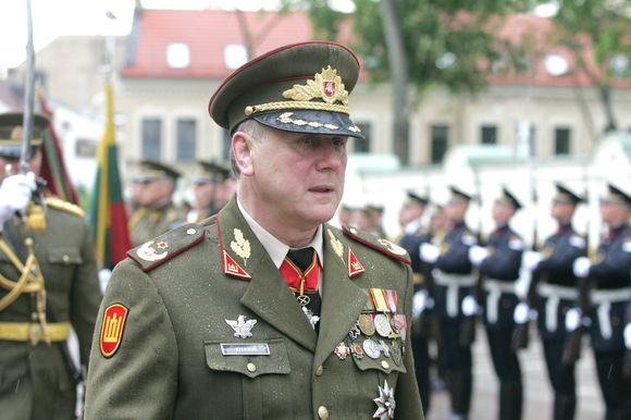 Atsargos generolas Č.Jezerskas