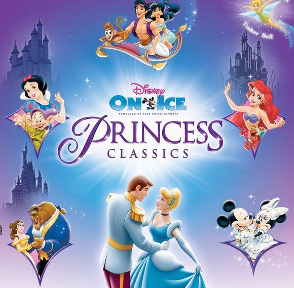 "Ledo šou ""Disney On Ice"""