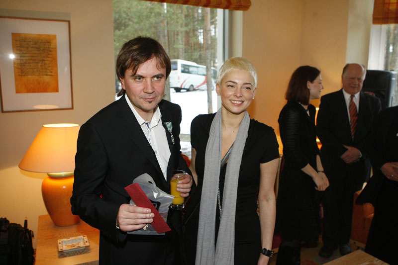 Foto naujienai: Oskaras Koršunovas: kam dėkingas riteris?
