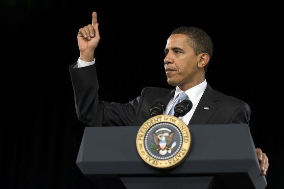 B.Obama pasipiktino