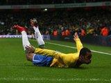 Reuters/Scanpix nuotr./`tai tokiu veiksmu Robinho ataventė savo pelnytą įvartį