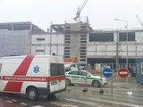 15min.lt/Sauliaus Chadasevičiaus nuotr./Vilniuje rastas sprogmuo.