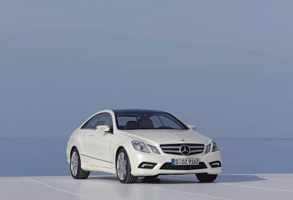 """""""Mercedes-Benz E Coupe"""""""