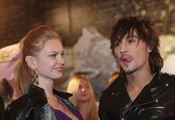 Jelena Kuleckaja ir Dima Bilanas susipažino atsitiktinai – oro uosto parduotuvėje.