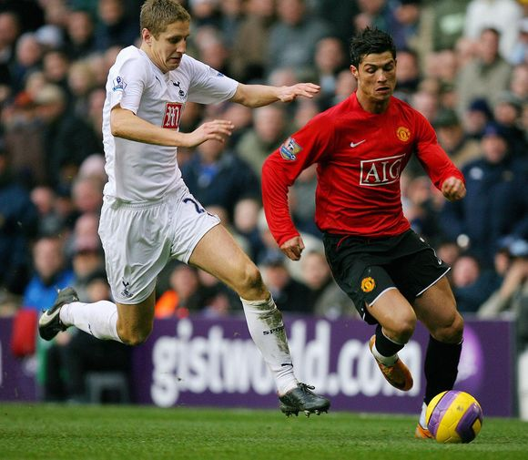 "Ronaldo ""Manchester United"""